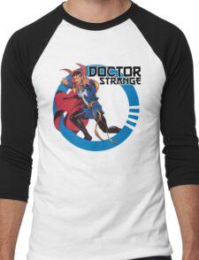 Doctor Strange •Circle Art Men's Baseball ¾ T-Shirt