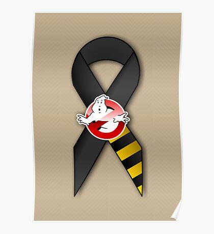 GB Tribute Ribbon Ver.2 (Face) Khaki Poster