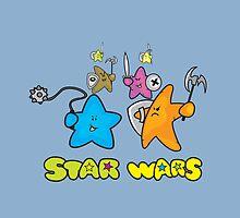 Star wars by mangulica
