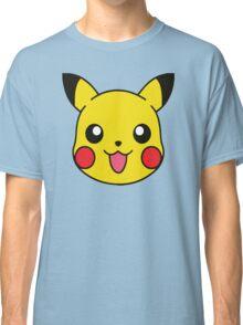 Pikachu Pattern Classic T-Shirt
