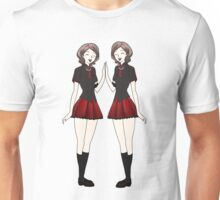 blood c twins Unisex T-Shirt