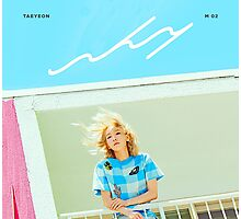 Girls' Generation (SNSD) Taeyeon - Why #3 Photographic Print