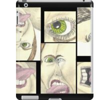 WHY?! origional iPad Case/Skin