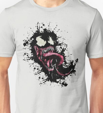 Venom •Splatter Unisex T-Shirt