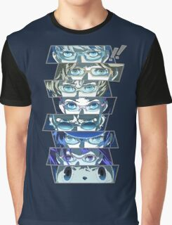 Persona 4 Critcals Graphic T-Shirt