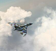 Vulcan Howl by J Biggadike