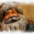 Merry Christmas Santa by Lois  Bryan