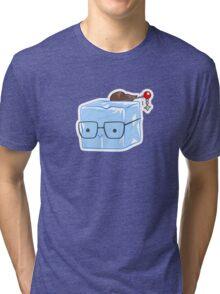 Mei Cube Tri-blend T-Shirt