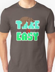 Grizzly - Take It Easy Unisex T-Shirt