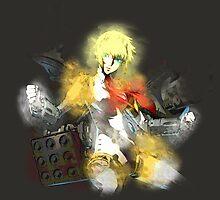 Armed Angel by Legendarymutt