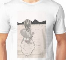 Hurt but here dimmed Unisex T-Shirt