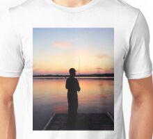 Lake Sunset Unisex T-Shirt