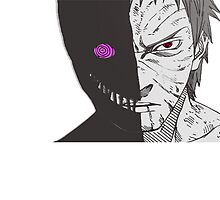 Obito Uchiha - Corrupted  by Nomad56641