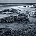 Great Ocean Road Rocks by Mark Higgins