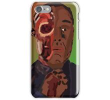 Gustavo Fring Ding ding iPhone Case/Skin