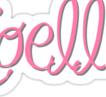 Zoella! Sticker