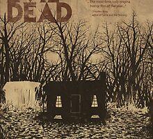 EDIL DEAD- ALTERNATIVE POSTER by ATOMICBRAIN