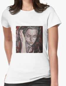 angelina Womens Fitted T-Shirt