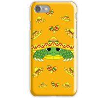 Turtle Sombrero iPhone Case/Skin