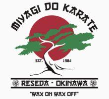 Miyagi Do Karate by CarloJ1956