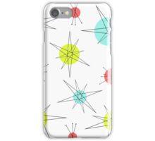 Atomic Era Art iPhone Case/Skin
