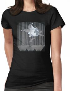 Weight of the World  Womens Fitted T-Shirt