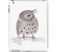Tangled Little Bird 2 iPad Case/Skin