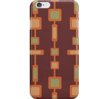 Mid Century Squares Art iPhone Case/Skin