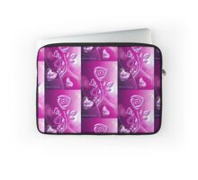 Roses and hearts design ( 3183 Views) Laptop Sleeve