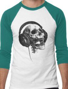 Music forever Men's Baseball ¾ T-Shirt