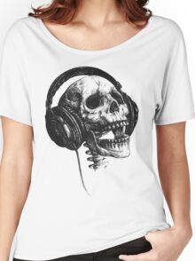 Music forever Women's Relaxed Fit T-Shirt