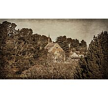 Hill End Vista Photographic Print