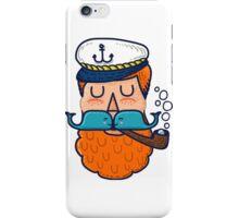 Moby Dick Beard iPhone Case/Skin