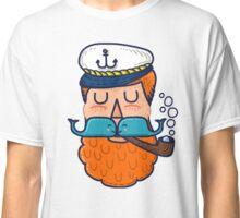 Moby Dick Beard Classic T-Shirt