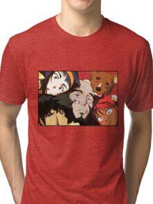COWBOY BEBOP #01 Tri-blend T-Shirt