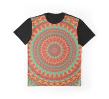Mandala 095 Graphic T-Shirt