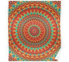 Mandala 095 Poster