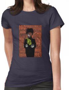 Kageyama Shigeo - Mob Psycho 100 Womens Fitted T-Shirt