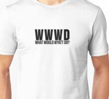 What Would Wyatt Do? Inspired by Wynonna Earp Unisex T-Shirt
