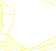 Mx Helmet Yellow Sticker