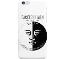 Faceless Men  iPhone Case/Skin