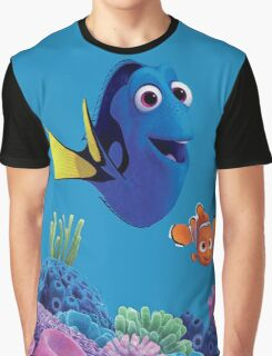Finding Dory Graphic T-Shirt