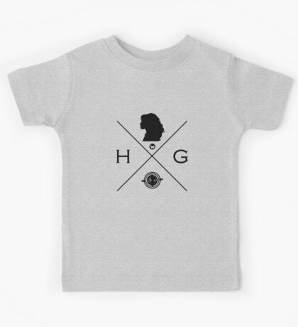 Hipster Potter Pals - Hermione Kids Tee
