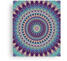 Mandala 096 Canvas Print