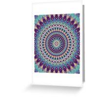 Mandala 096 Greeting Card