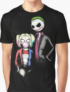 Suicide Nightmare Squad Graphic T-Shirt