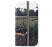 Community Gardens iPhone Wallet/Case/Skin