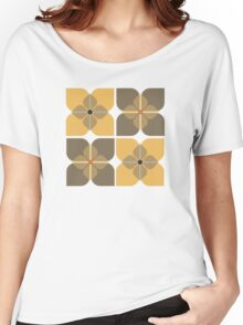 Scandi Floral Women's Relaxed Fit T-Shirt