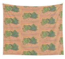 Acrylic Autumn Leaves Wall Tapestry