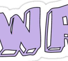 Twat Sticker